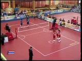 ตะกร้อ ไทย VS อินโดนีเซีย set 1
