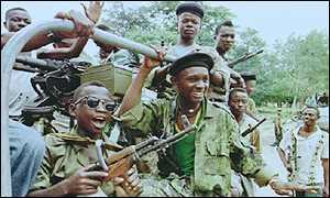 สงคราม สงครามกลางเมือง เซียร์ราลีโอน แอฟริกา