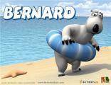 คลิป Bernard ตอน หัดพายเรือ ( การ์ตูนตลกจ้าๆ )