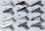 Guns & Explosives!