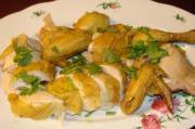 คลิป วิธีทำ ไก่ต้มน้ำปลา