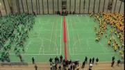 คลิป โหดมันส์ฮา! แข่งขันปาดอดจ์บอลสถิติโลก 1,200 คน