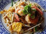 วิธีทำ ผัดไทยกุ้งสด