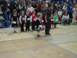 เด็ก น่ารัก เต้น ขนบธรรมเนียม ไอริส irish