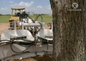 เทคโนโลยี เครื่องยก/ย้าย ต้นไม้ รักษ์โลก รักสิ่งแวดล้อม สะดวก รวดเร็ว ทันสมัย ล้