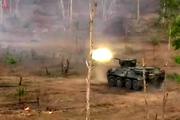 ยิงกัน รถถัง ทหารไทย สิงคโปร์ คชสีห์ ๒๐๑๒ KOCHA SINGA 2012