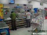 ตำวจ ยิงโจรตาย วิสามัญ ร้านสดวกซื้อ