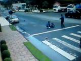 ข้ามถนน ทางม้าลาย เด็กข้ามถนน