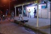 หนุ่มใช้ปืนยิงหัวอริ, หนุ่มโหด จ่อยิงหัวอริ, หนุ่มใช้ปืนยิงหัวอริ บราซิล, คลิป สยองขวัญ