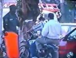 ตำรวจ ฆ่า ยิงหัว วิสามัญ คนร้าย ออกทีวี ถ่ายทอดสด โหด สยอง ตาย คาที่ ข้างถนน