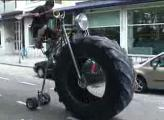 จักยานบิ๊กฟุต