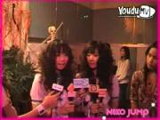 คลิป Neko Jump เนย แจม เปิดตัวอัลบั้มจุ๊บ จุ๊บ