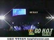 H.O.T - Go H.O.T, Free to Fly (\'97 HwanKyung Concert)
