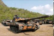 กองทัพไทย กองทัพบก รถถัง เครื่องควบคุมการยิง