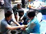 คลิป 1/18(รหัสพิเศษ333)งานบวชตามประเพณีไทย