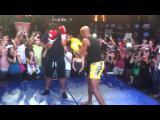 คลิป โรนัลโด้ วางมวยกับ Anderson Silva นักมวยแชมป์โลก