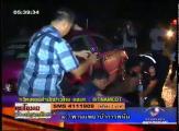 ข่าว ฆ่าปาดคอ เเท็กซี่ ที่หมู่บ้านสัมมากร