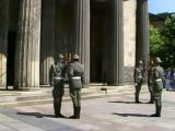 คลิป ทหาร องค์รักษ์ เปลี่ยนเวร Guards ทหารรักษาพระองค์