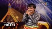 บี้ The Ska กีต้าร์ล่องหน  Thailand's Got Talent