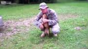หมาดีใจ เมื่อเจ้าของกลับมาจากอัฟกานิสถาน