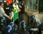 ตำรวจ ตำรวจปราบจราจล มุสลิม ประท้วง ออสเตรเลีย