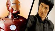 Iron man บรู๊ซลี