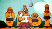 สสส แอนิเมชั่น ตลก ขำ สนุก สุข animation ฮา สาระ บันเทิง การ์ตูน cartoon