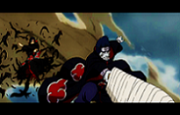 Itachi vs Kisame