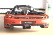 การประกอบรถ model Ferrari Enzo สุดยอดอ่ะ