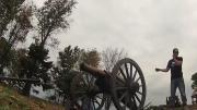 ทดสอบ ยิง ปืน โบราณ ปืนใหญ่  รุนแรง