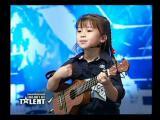 คลิป น้องเกล อูคูเลเล่ Thailand's Got Talent