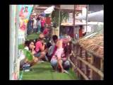 ตลาดน้ำ,ขวัญ-เรียม,มีนบุรี,ท่องเที่ยว