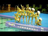 คลิป ระบำใต้น้ำ สาวเเคนาดา กีฬาสวยๆงามๆ ดูกันให้เพลิน