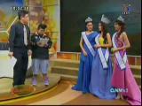 คลิป เรื่องเล่าเช้านี้-สาวลูกครึ่งไทย-สวิส นาตาลี คว้ามงกุฏ Miss Thailand World 2013