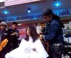 เทพกรรไกรประเทศไทย  ตัดผมด้วยไฟ  ตัดซอยผมแปลกๆ  ตัดผม  ซอยผม  haircut  pankasin