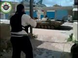 คลิป สงคราม ซีเรีย น่ากลัว เละ สยอง อ้วก ปืน ยิง สูญเสีย หน้า