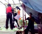 หมอลำ เอวดี เต้น โยก สุดยอด งาน แข่ง ส่าย ตลก หุ่น เชิด แดนส์ คณะ