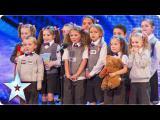 เด็กอนุบาล นำทัพเต้นใน Britain's Got Talent 2013!!!!