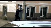 ตำรวจ ตั้งด่าน  ฝรั่ง บรู๊ชลี ด่า ใบสั่ง ประชาชน ถาม แอบถ่าย ข้อหา รถ เร็ว แซง เ