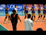 แน่นอก วอลเล่บอลหญิง ทีมชาติไทย