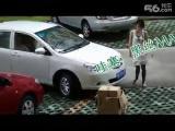 คลิป วิธีจอดรถ ของสาวจีน ที่บอกเลยว่าต้องอึ้ง