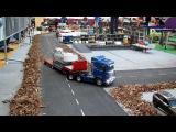 คลิป รถบรรทุกบังคับ สร้างมาเหมือนของจริง อั๊ยย่ะ อย่างเจ๋ง