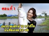 ปลาช่อน ตกปลา เมย์มี่ fishingEZ ปลากะพง