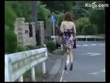 สาวญี่ปุ่น สุดสวย โดนเเทงข้างหลัง อย่างเสียว