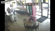 Sopanos Pizza Restaurant ในการ์แลนด์เท็กซัส อุบัติเหตุ
