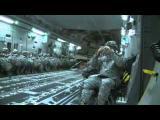 รถบรรทุกทหาร โดดร่มจากเครื่องบิน