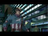การ์ตูน อนิเมชั่น Utimate Avengers 1