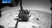 """แฉรถหุ่นยนต์นาซาบนดาวอังคาร บันทึกภาพคล้าย""""ยูเอฟโอ""""บินกลางอวกาศ"""