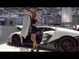 คลิป  มอเตอร์โชว์ 2014 กับสาวสวยในงาน Geneva Motor Show 2014