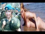 คลิป Yulia Kharlamova ทหารสาวรัสเซียสุดเซ็กซี่